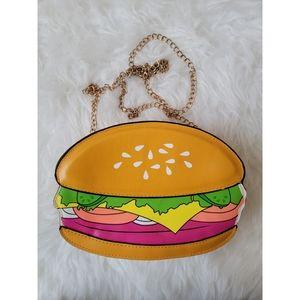 Hamburger Novelty Bag